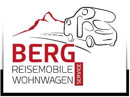 Wohnwagen Berg